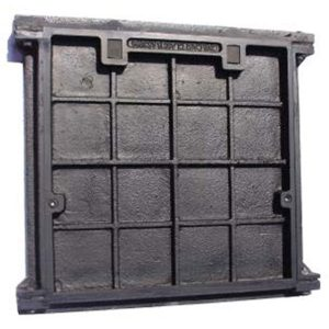 Stormwater and Sewer Ductile Iron Pit Covers