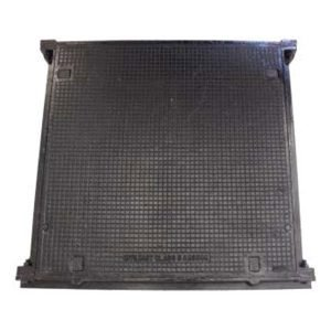 Ductile Iron Solid Top Cover