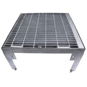 Surcharge Grate