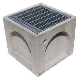 Stormwater and Sewer Precast Concrete