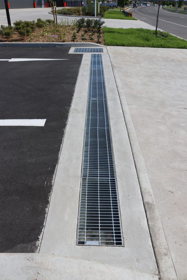 trench-grate